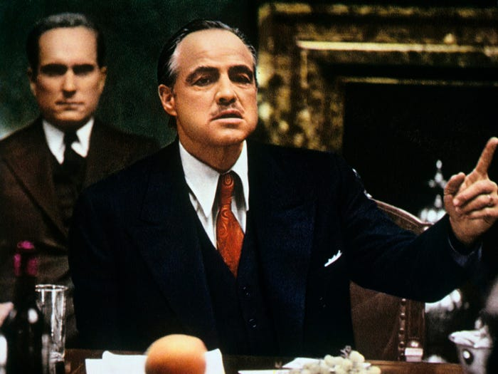 5f2c63d5f34d05653000e0c4 20 Fascinating Facts About The Godfather You Can't Refuse