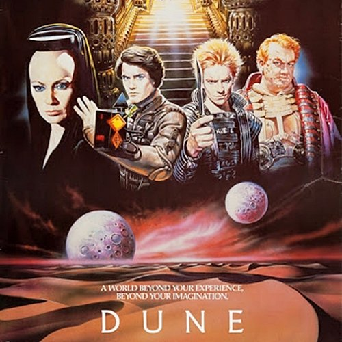 8 7 20 Things You Probably Didn't Know About The 1984 Sci-Fi Film Dune