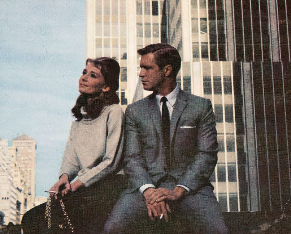 Audrey Hepburn and George Peppard in Breakfast at Tiffanys directed by Blake Edwards 1961 d 1280x977 1 e1612184428325 35 Great Movie Romances That Are Actually Deeply Problematic