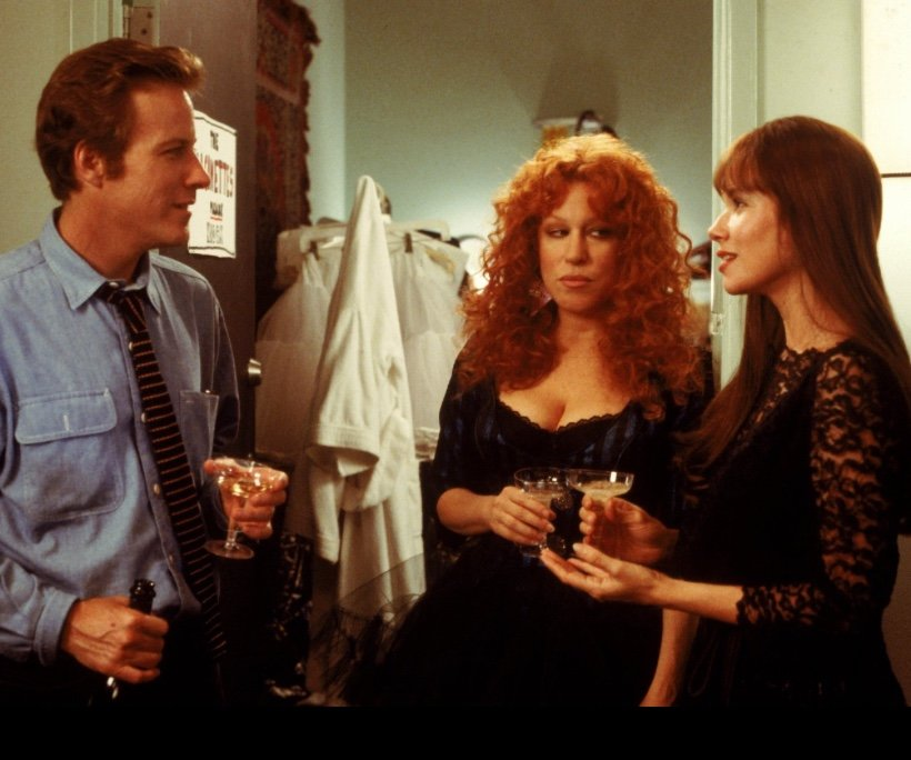 John Heard with Bette Midler in Beaches 25 Things You Never Knew About Beaches