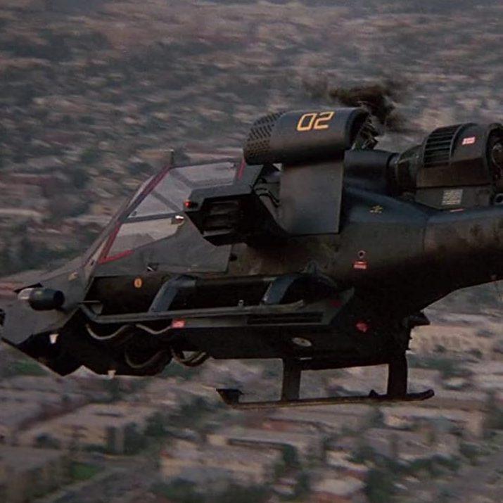 MV5BM2FlOWNhMTUtMDk4OS00OGE4LWEyMzAtOTllMjI1OGNmYWE0XkEyXkFqcGdeQXVyMTk5MjkzMjU@. V1 SX1777 CR001777755 AL e1598972806338 20 High-Flying Facts About 1983 Action Thriller Blue Thunder