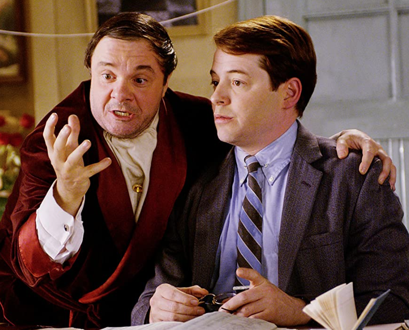 Screen Shot 2021 03 24 at 9.33.56 am e1616578603275 20 Things You Probably Didn't Know About Matthew Broderick