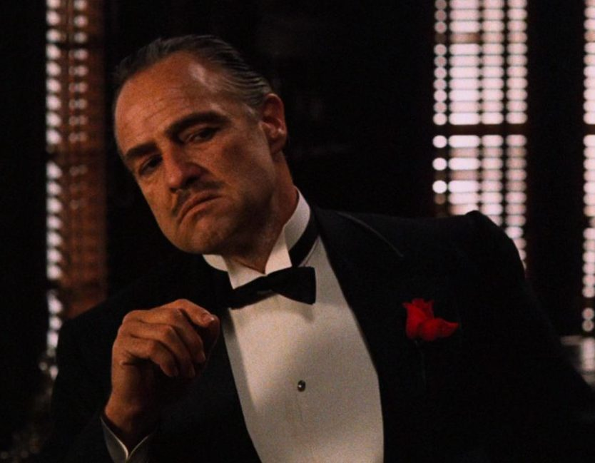The Godfather 1972 Marlon Brando as Don Vito Corleone 1180x664 1 e1618393387592 20 Fascinating Facts About The Godfather You Can't Refuse
