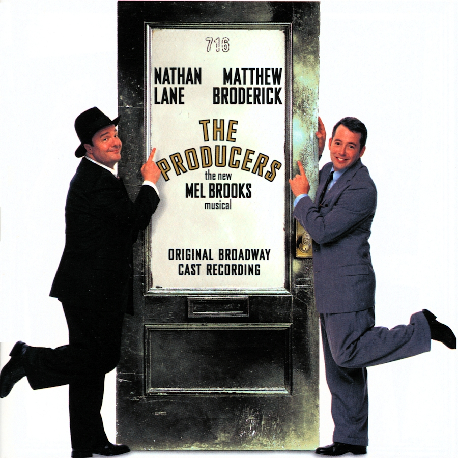 The Producers Original Broadway Cast CD 5707 p 20 Things You Probably Didn't Know About Matthew Broderick