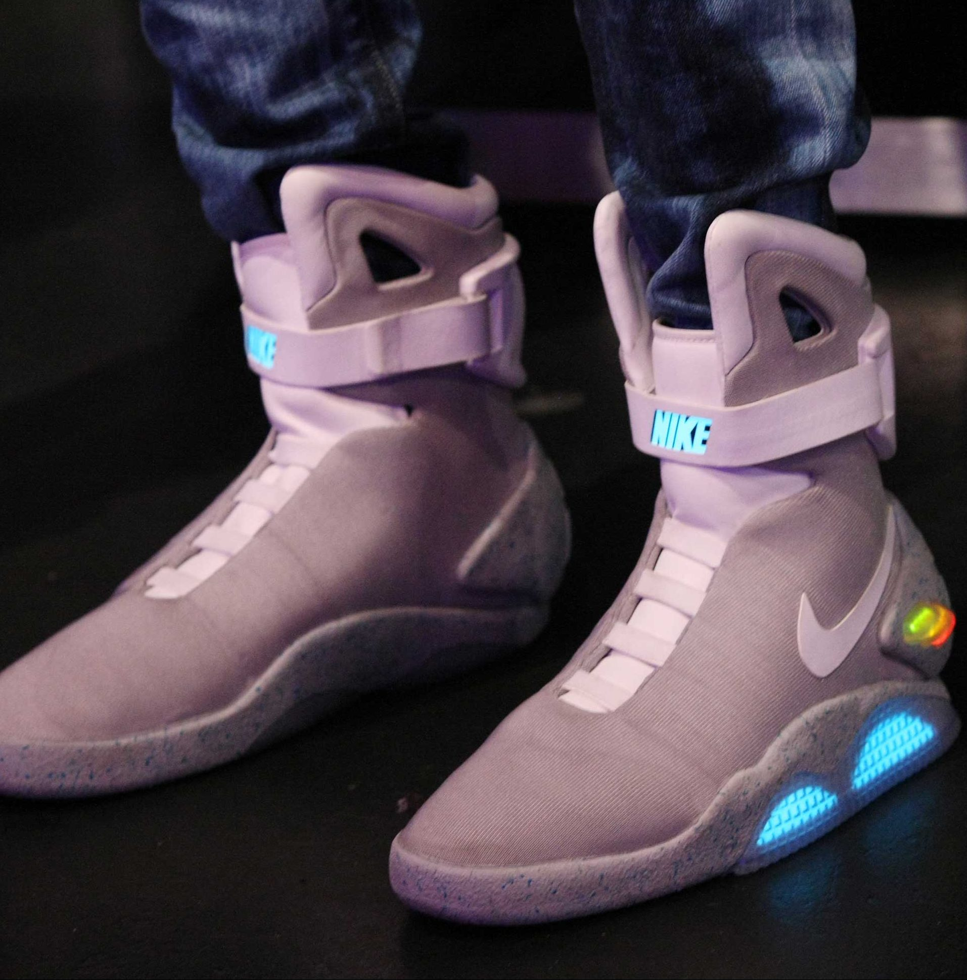 back to the future nikes e1599467617131 20 Fascinating Futuristic Facts About Back to the Future Part II