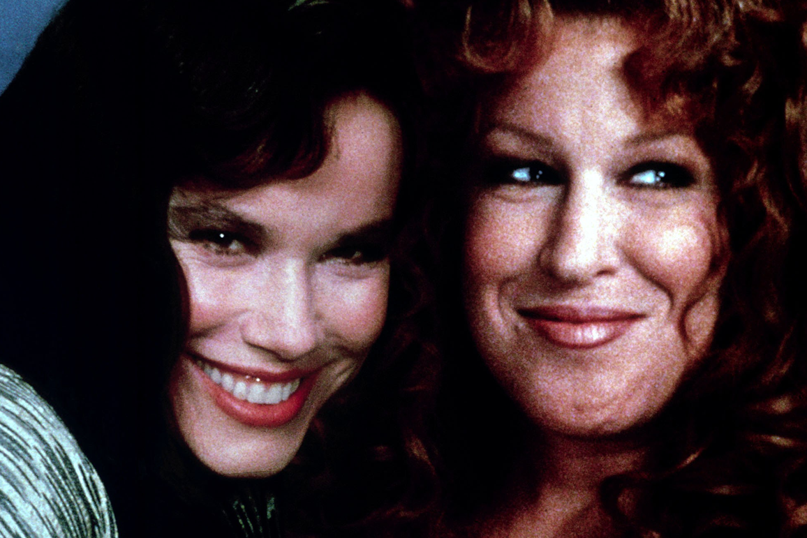beaches barbara hershey bette midler 25 Things You Never Knew About Beaches