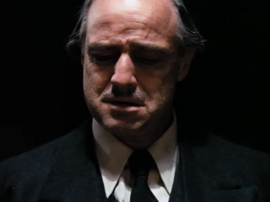 brando godfather 01 e1618393444427 20 Fascinating Facts About The Godfather You Can't Refuse