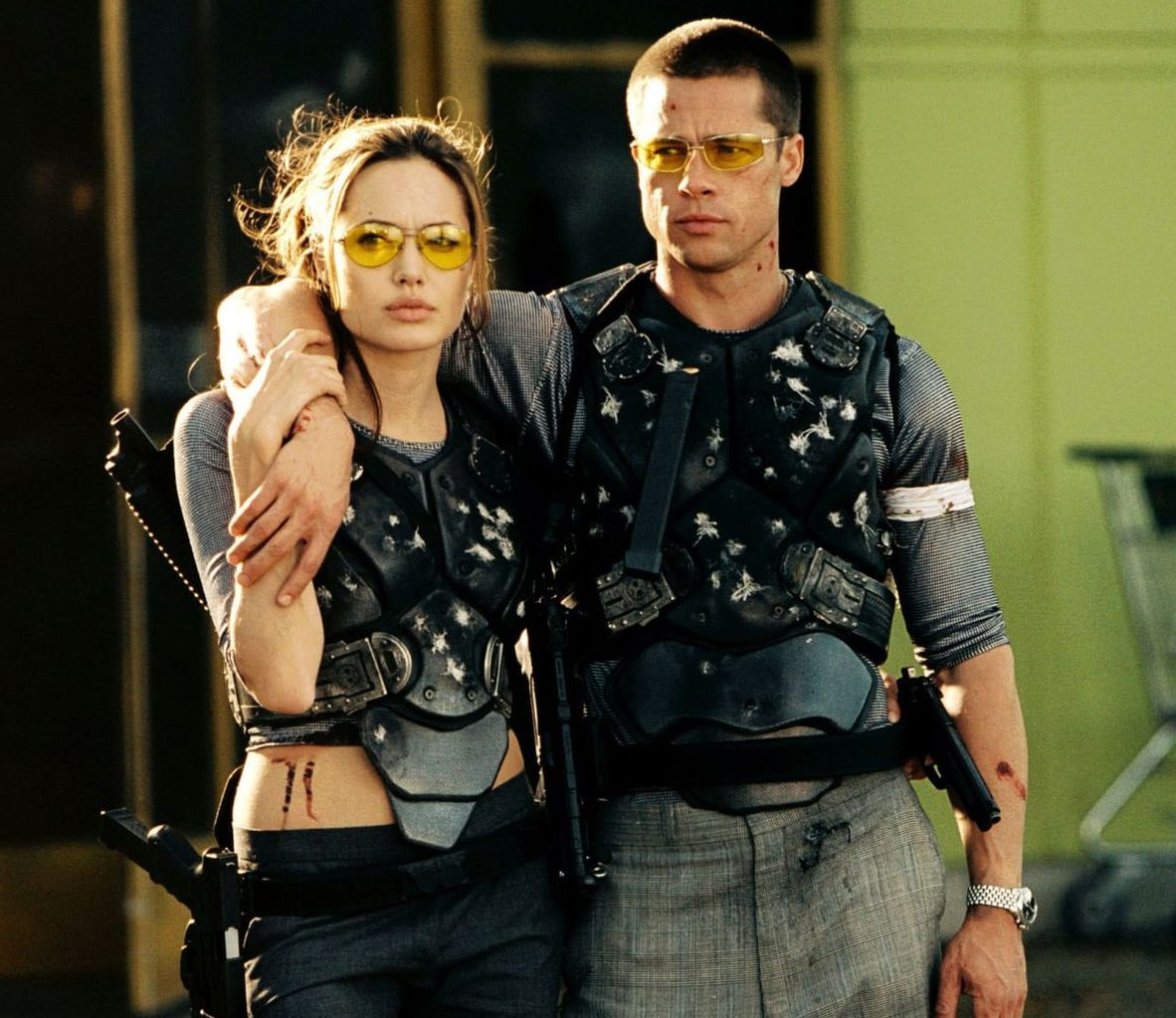c562121ec9c57e13ee0a8620f0d588c35c mr and mrs smith.rsquare.w1200 e1612265093860 35 Great Movie Romances That Are Actually Deeply Problematic
