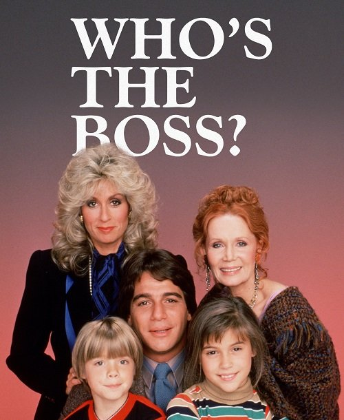 Tony Danza And Alyssa Milano Returning For Revival Of 80s Sitcom Who's The Boss?