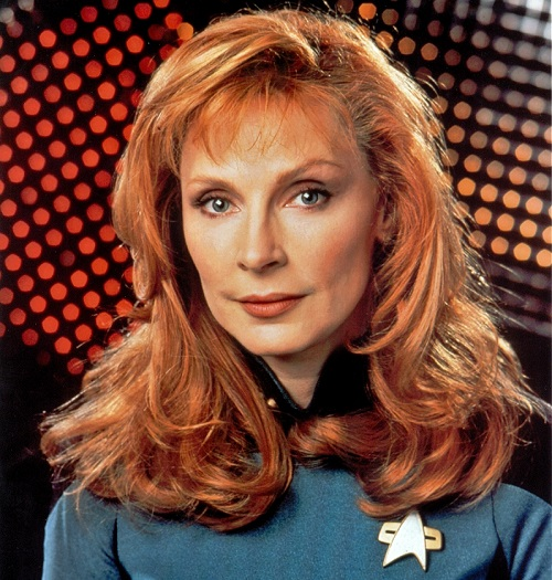 gates mcfadden Here's What The Cast Of Star Trek: The Next Generation Look Like Now