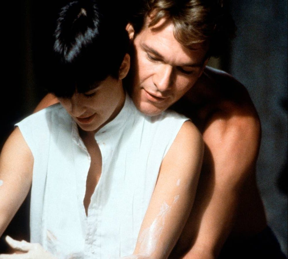 ghost en 1990 e1621866678973 35 Great Movie Romances That Are Actually Deeply Problematic