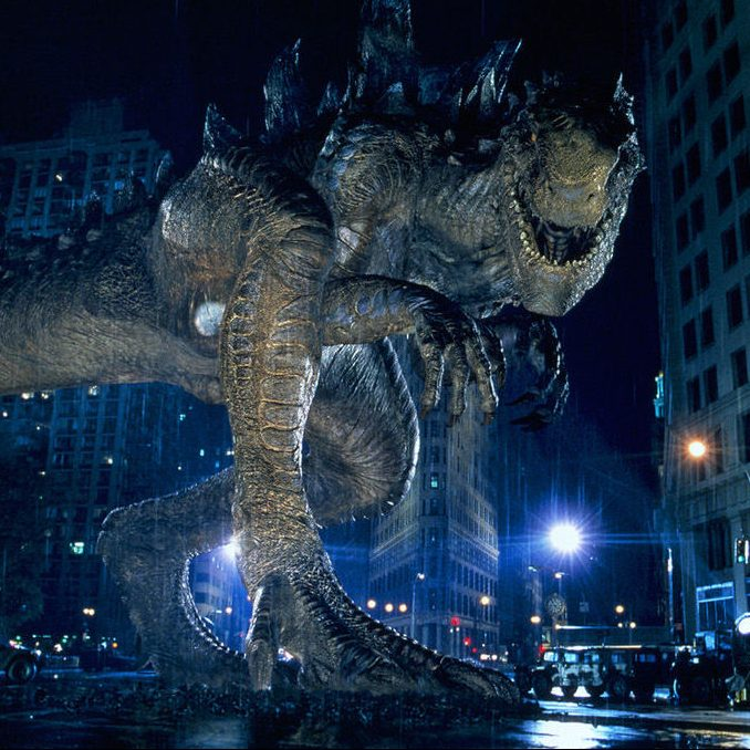 godzilla 1998 di 03 e1599728971694 20 Things You Probably Didn't Know About Matthew Broderick