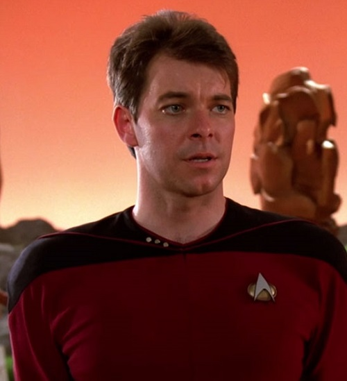 jonathan frakes star trek tng encounter farpoint Here's What The Cast Of Star Trek: The Next Generation Look Like Now