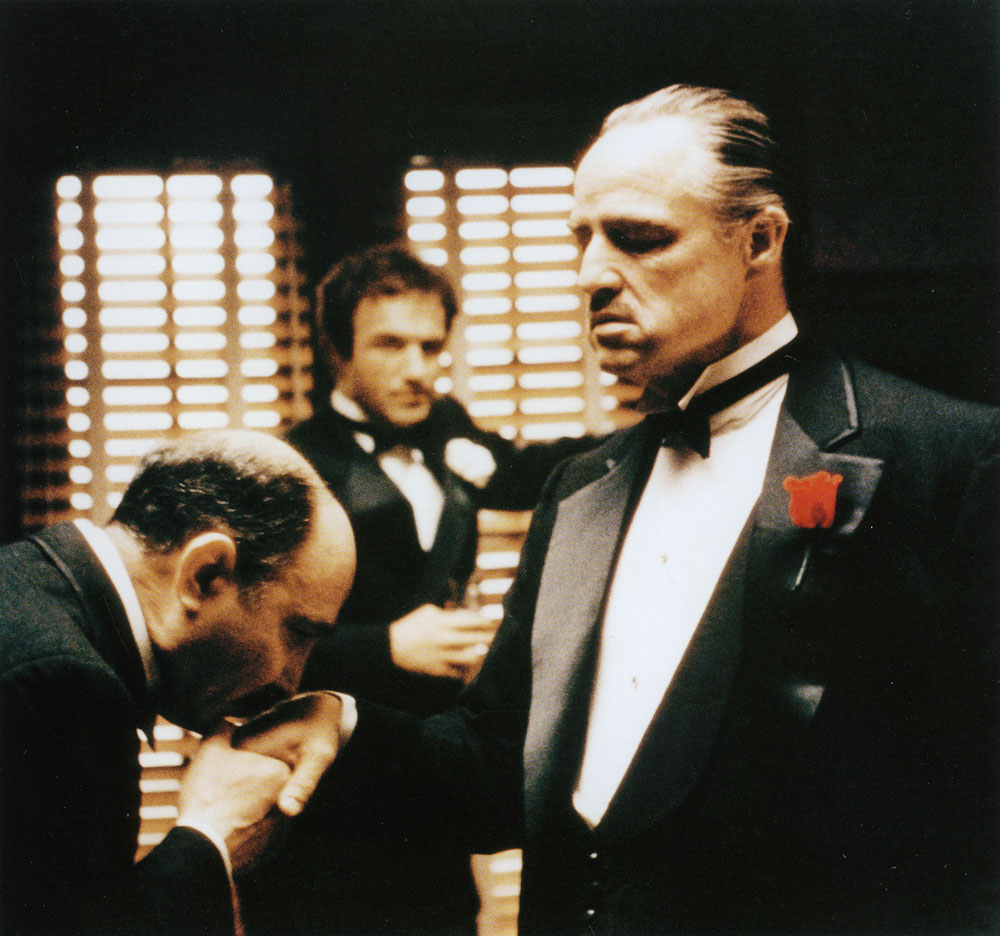 marlon brando 20 Fascinating Facts About The Godfather You Can't Refuse