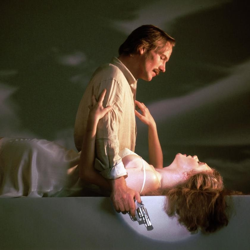 1 william hurt and kathleen turner in body heat 1981 album e1602071732723 20 Things You Probably Didn't Know About Kathleen Turner
