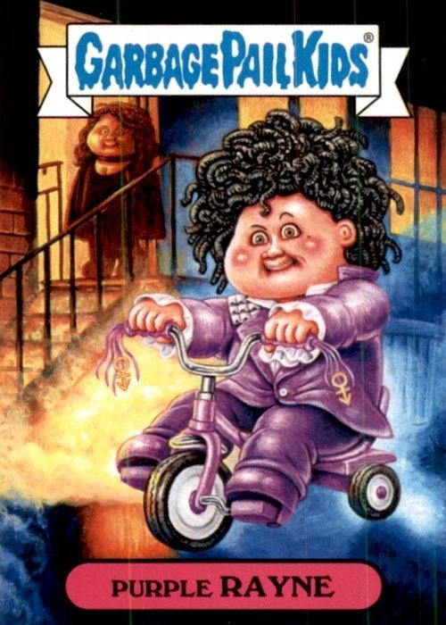 12 12 14 Celebrity Garbage Pail Kids Cards That Are Guaranteed To Make You Smile