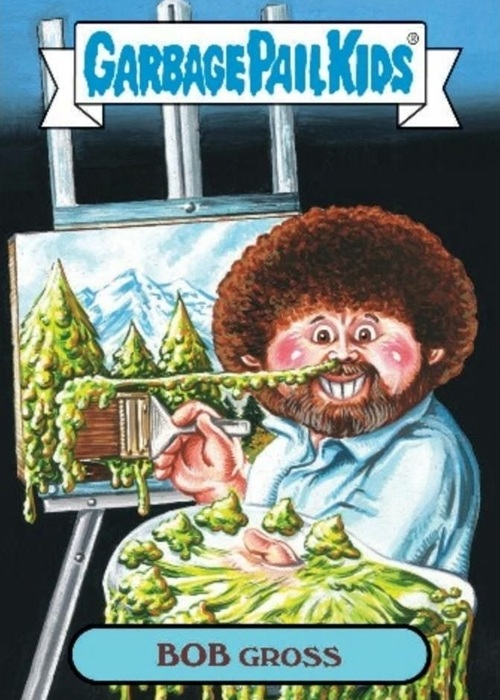 13 12 14 Celebrity Garbage Pail Kids Cards That Are Guaranteed To Make You Smile
