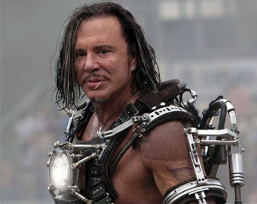 14 10 e1600681440208 20 Things You Never Knew About Mickey Rourke