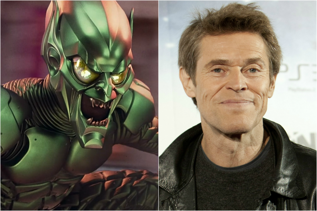 1461086946 green goblin willem dafoe.jpg 20 Things You Never Knew About Willem Dafoe