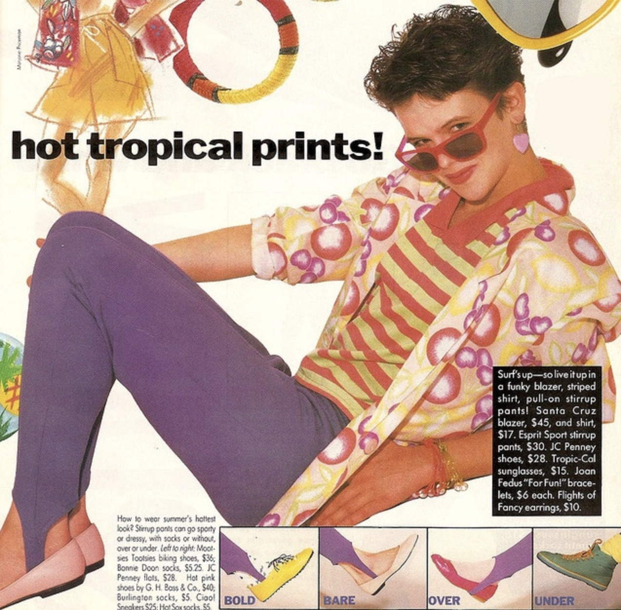 17 1 20 Fashions That Prove The 1980s Was The Greatest Decade