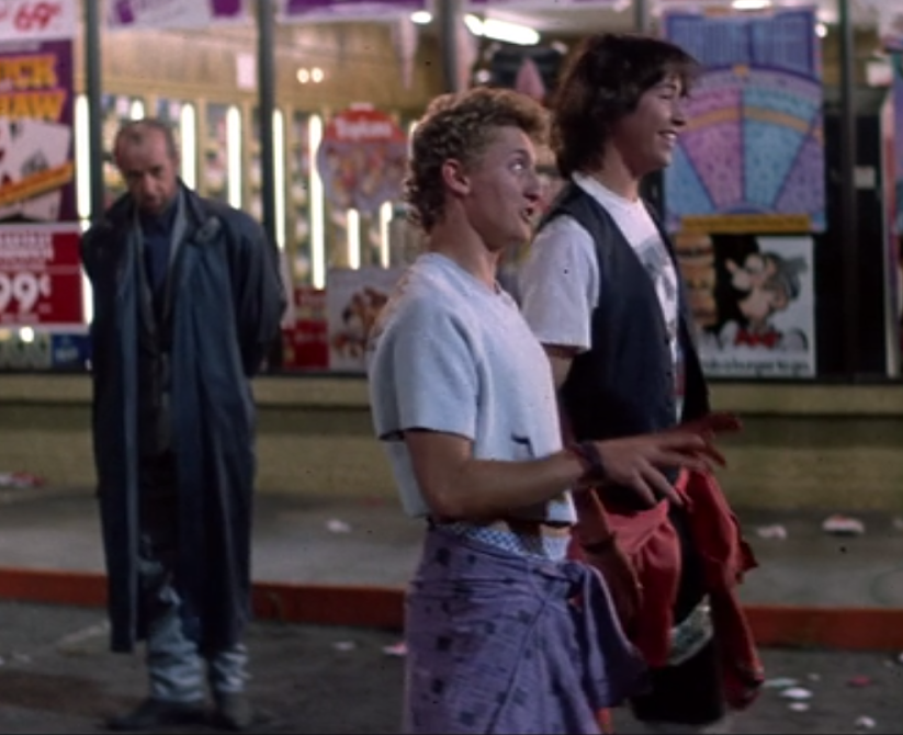 20150228 112856 e1616581561352 25 Totally Non-Heinous Facts About Bill & Ted's Excellent Adventure!