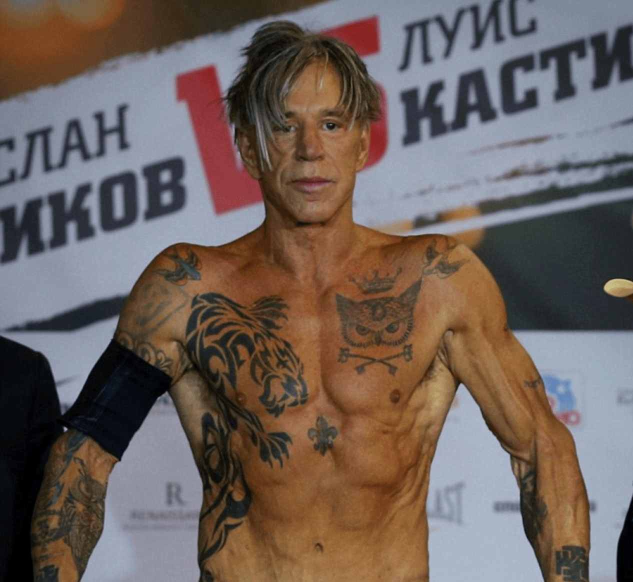 21 e1600779966676 20 Things You Never Knew About Mickey Rourke