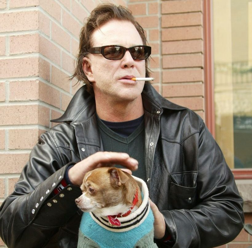 27 4 e1600685307451 20 Things You Never Knew About Mickey Rourke