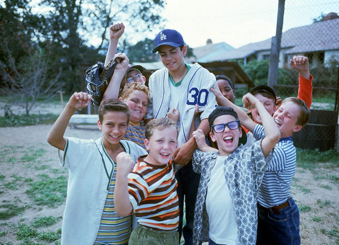 28 2 20 Home Run-Hitting Facts About The 1993 Film The Sandlot