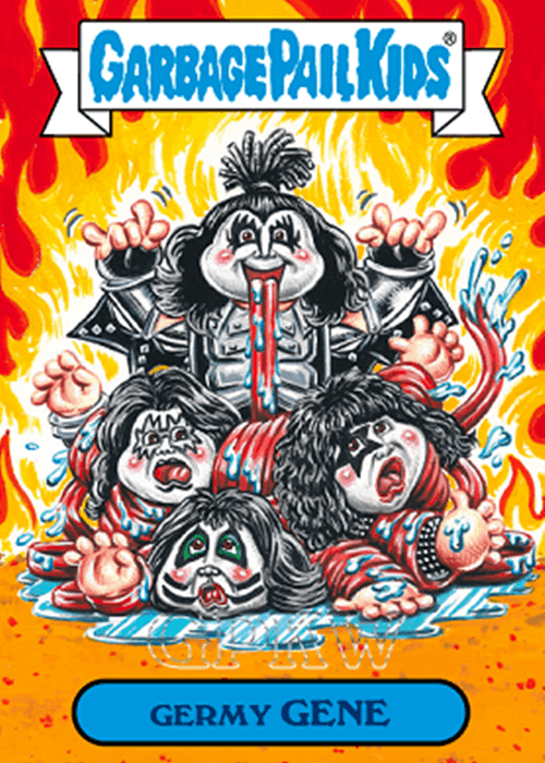 3 1 14 Celebrity Garbage Pail Kids Cards That Are Guaranteed To Make You Smile