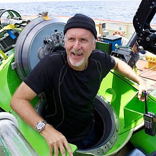 4 5 10 Things You Probably Didn't Know About James Cameron
