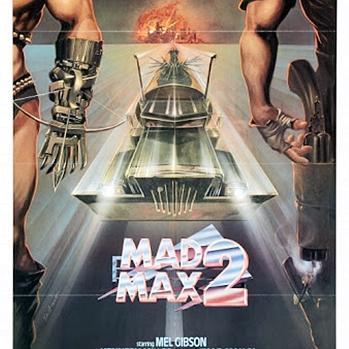 5 14 10 Things You Probably Didn't Know About Mad Max 2: The Road Warrior