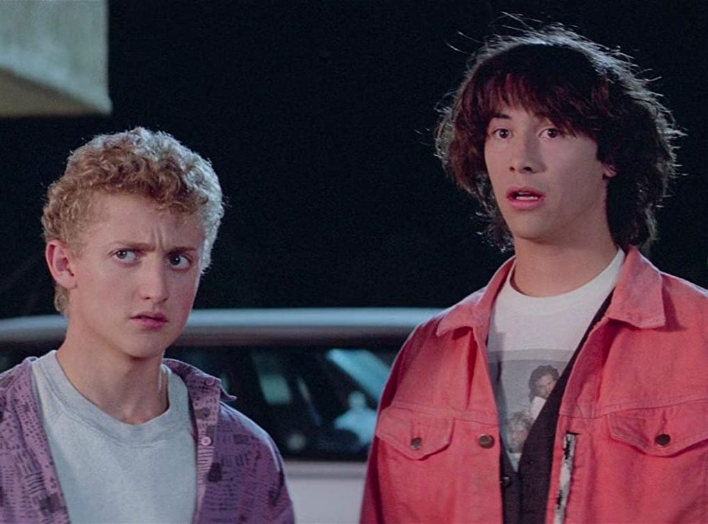 50 1 e1599826828385 25 Totally Non-Heinous Facts About Bill & Ted's Excellent Adventure!
