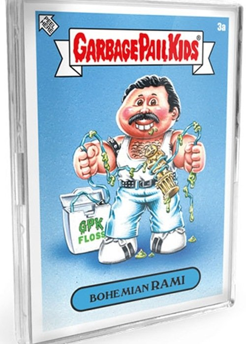 8 25 14 Celebrity Garbage Pail Kids Cards That Are Guaranteed To Make You Smile