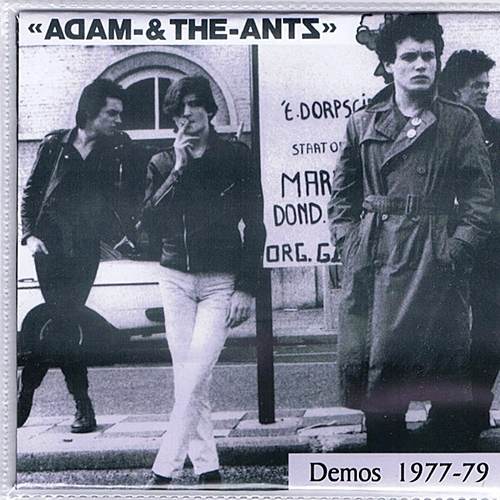 9 15 Stand And Deliver! It's 10 Fascinating Facts About Adam and the Ants!