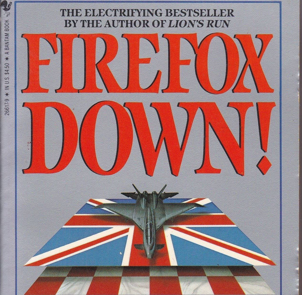 91LQevO6WqL e1624962433557 20 Things You Probably Didn't Know About Clint Eastwood's 1982 Film Firefox