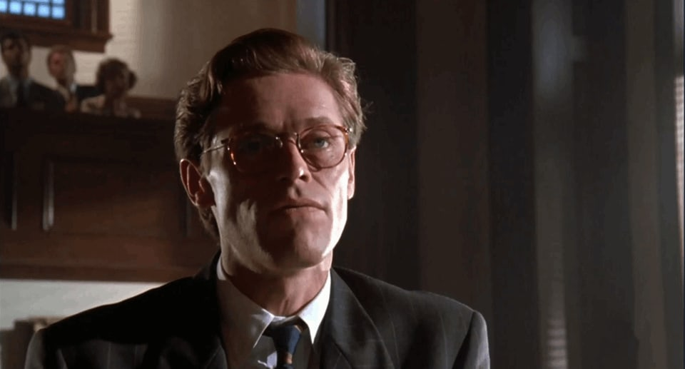 960full body of evidence screenshot 20 Things You Never Knew About Willem Dafoe