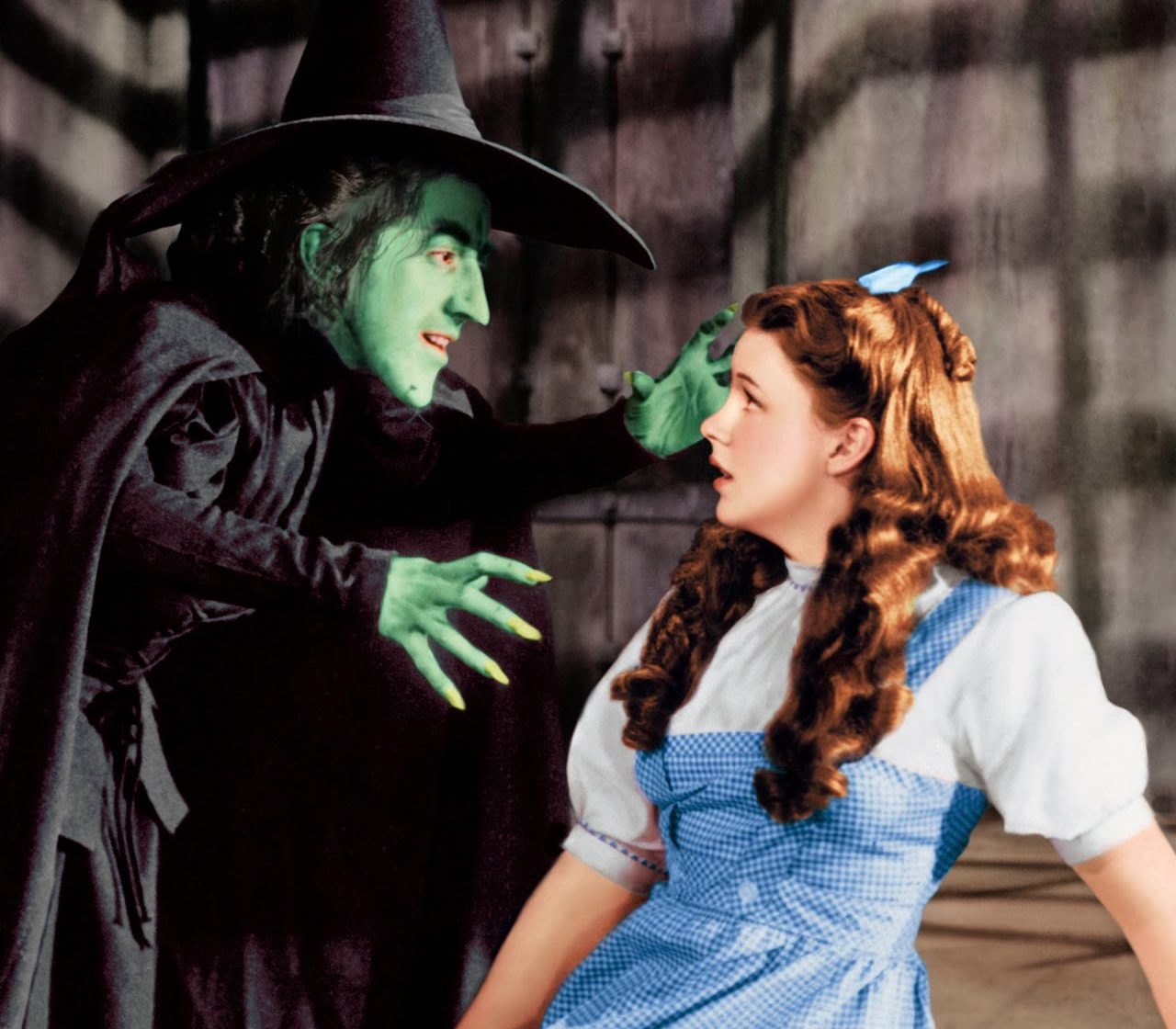 Annex Hamilton Margaret Wizard of Oz The 06 e1605614577363 20 Characters That Scared The Life Out Of Us As Children