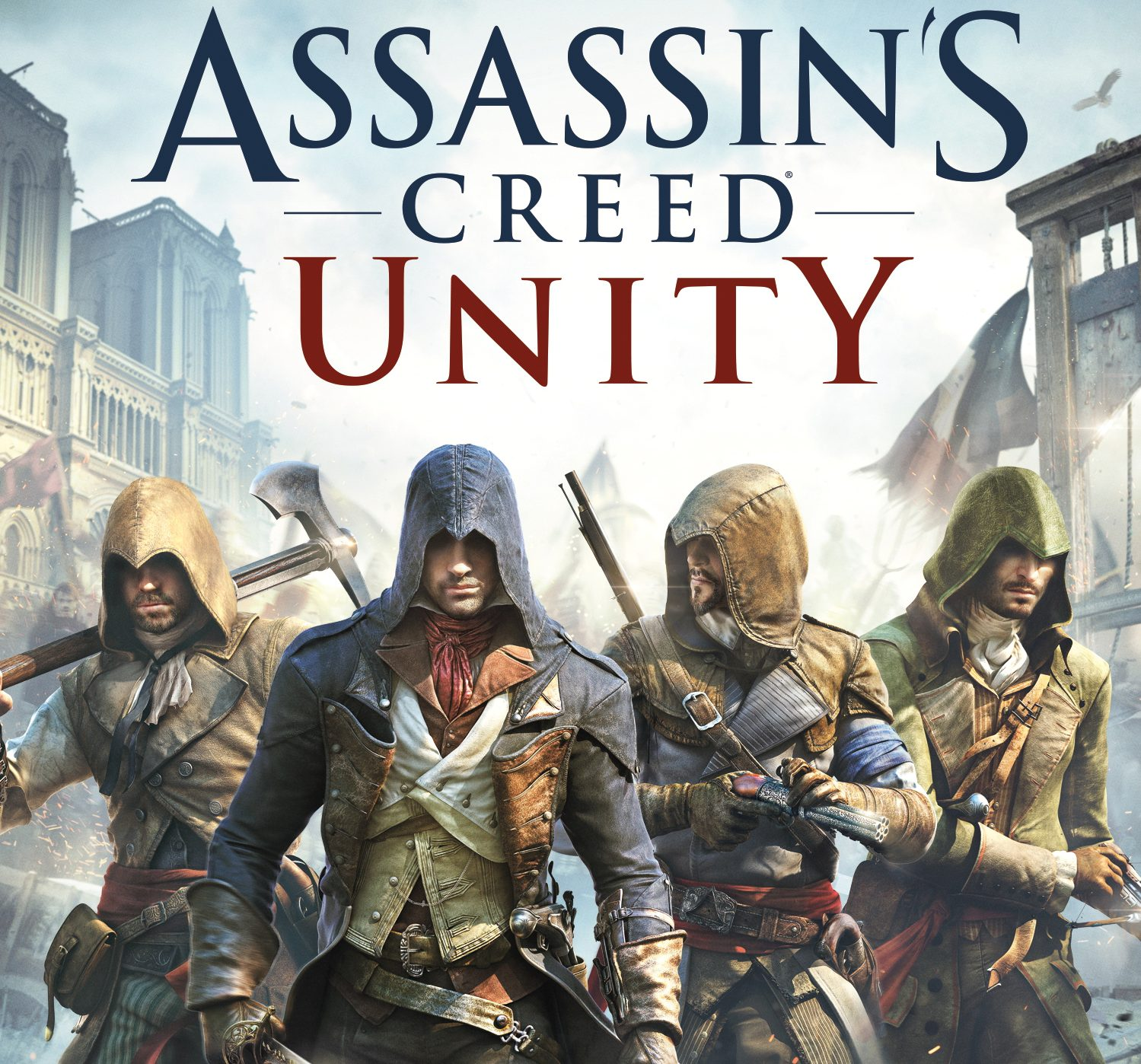 Assassins Creed Unity Cover e1617111638700 20 Fascinating Futuristic Facts About Back to the Future Part II