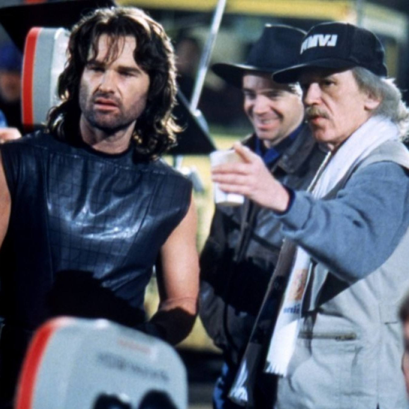 Carpenter and Russell e1601904054290 20 Things You Probably Never Knew About Kurt Russell