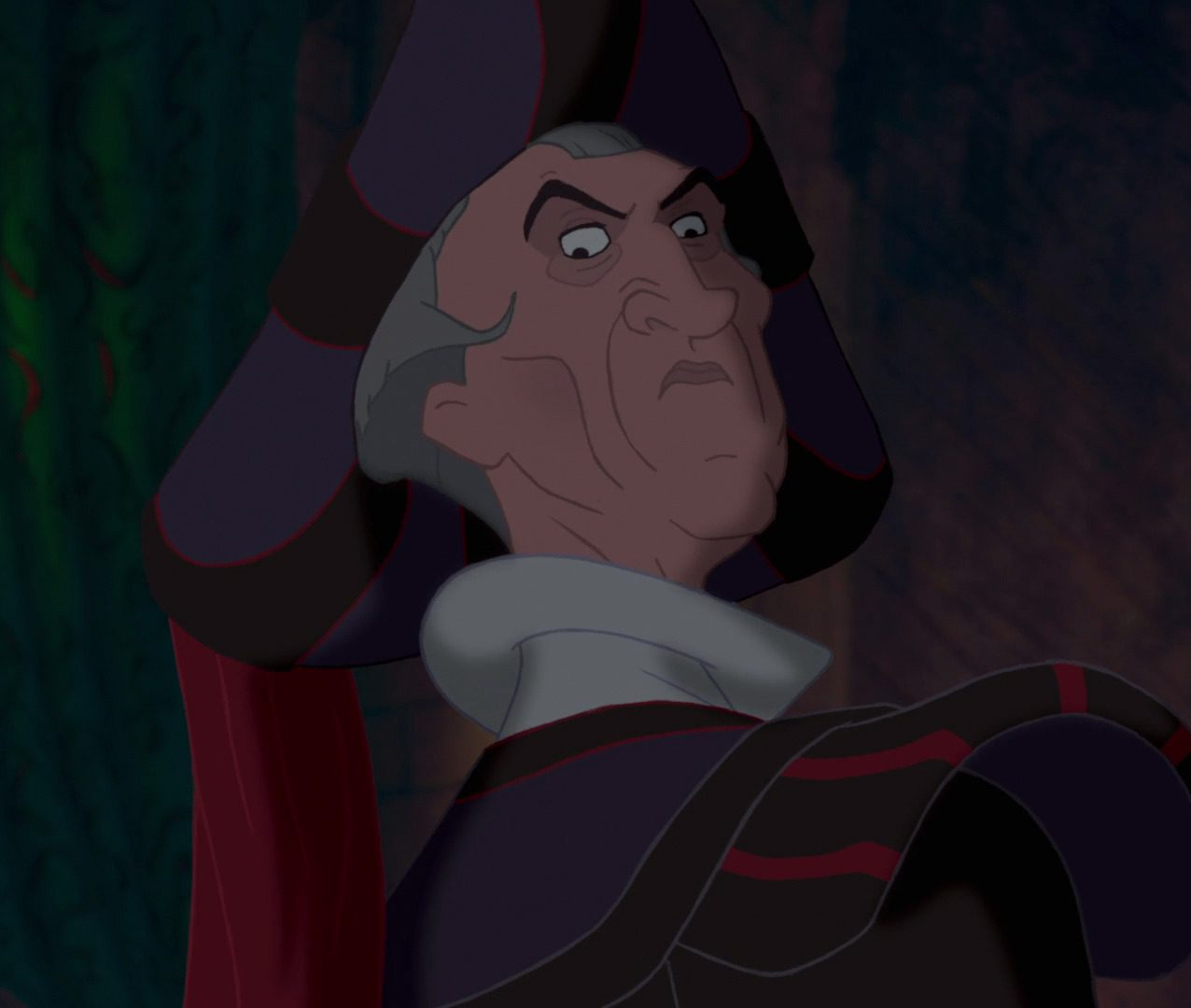 Claude Jean Frollo e1605619272398 20 Characters That Scared The Life Out Of Us As Children