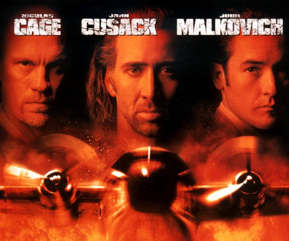 Con Air movie poster e1600760203771 20 Things You Never Knew About Mickey Rourke