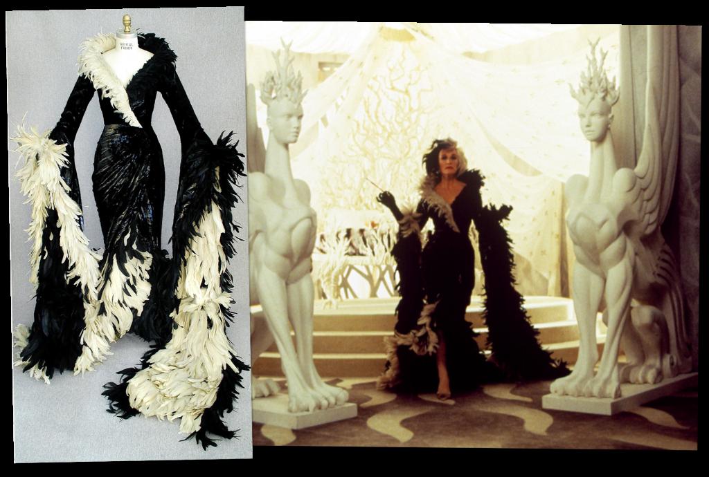 Glenn Close Cruella de Vil Costumes ss09 10 Things You Probably Didn't Know About Glenn Close