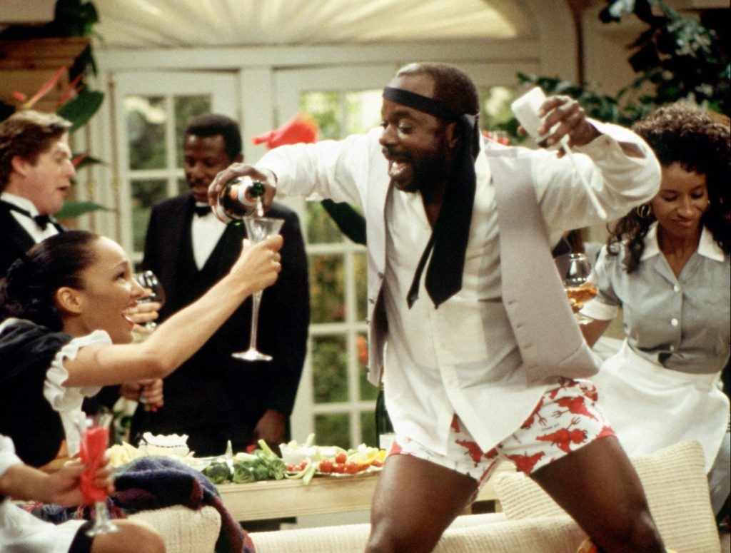 Joseph Marcell as Geoffrey Butler on Fresh Prince Bel Air e1603204773883 20 Things You May Not Have Realised About The Fresh Prince Of Bel-Air