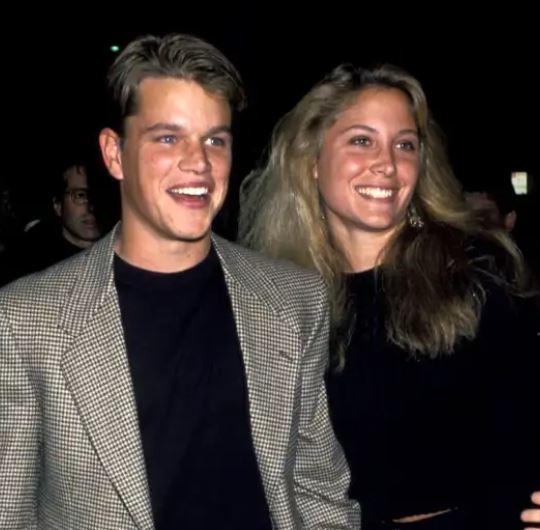 Matt Damon and Skylar Satenstein dated 12 Things You Might Not Have Realised About Good Will Hunting