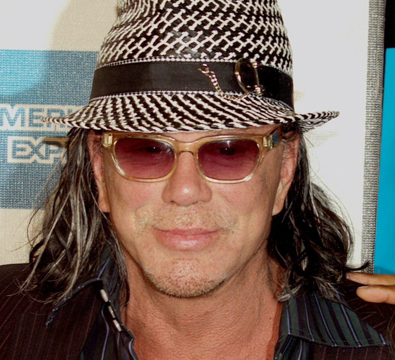 Mickey Rourke Tribeca 2009 Shankbone e1625059337852 20 Things You Never Knew About Mickey Rourke