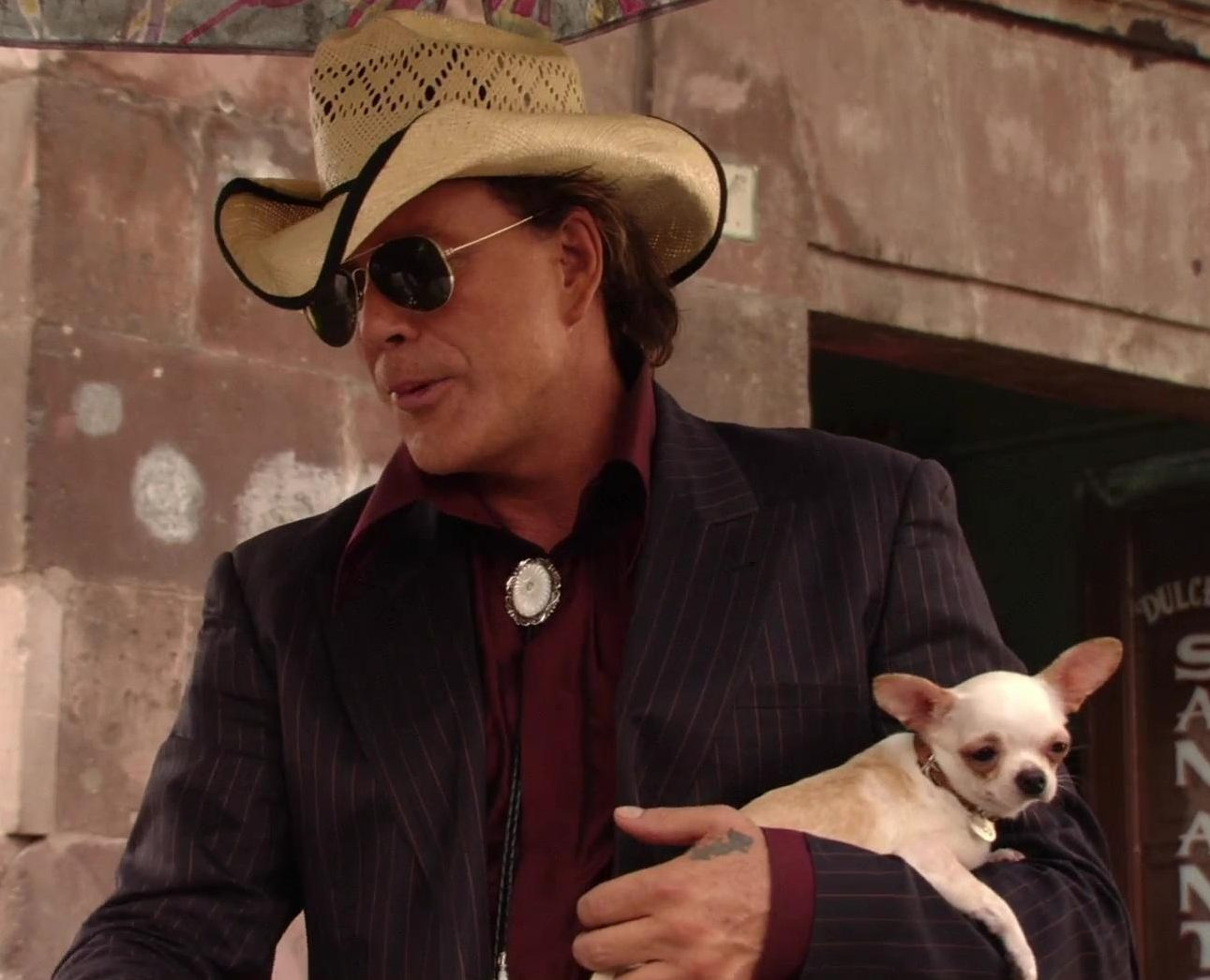 Once Upon a Time in Mexico 879612240 large e1625055990574 20 Things You Never Knew About Mickey Rourke