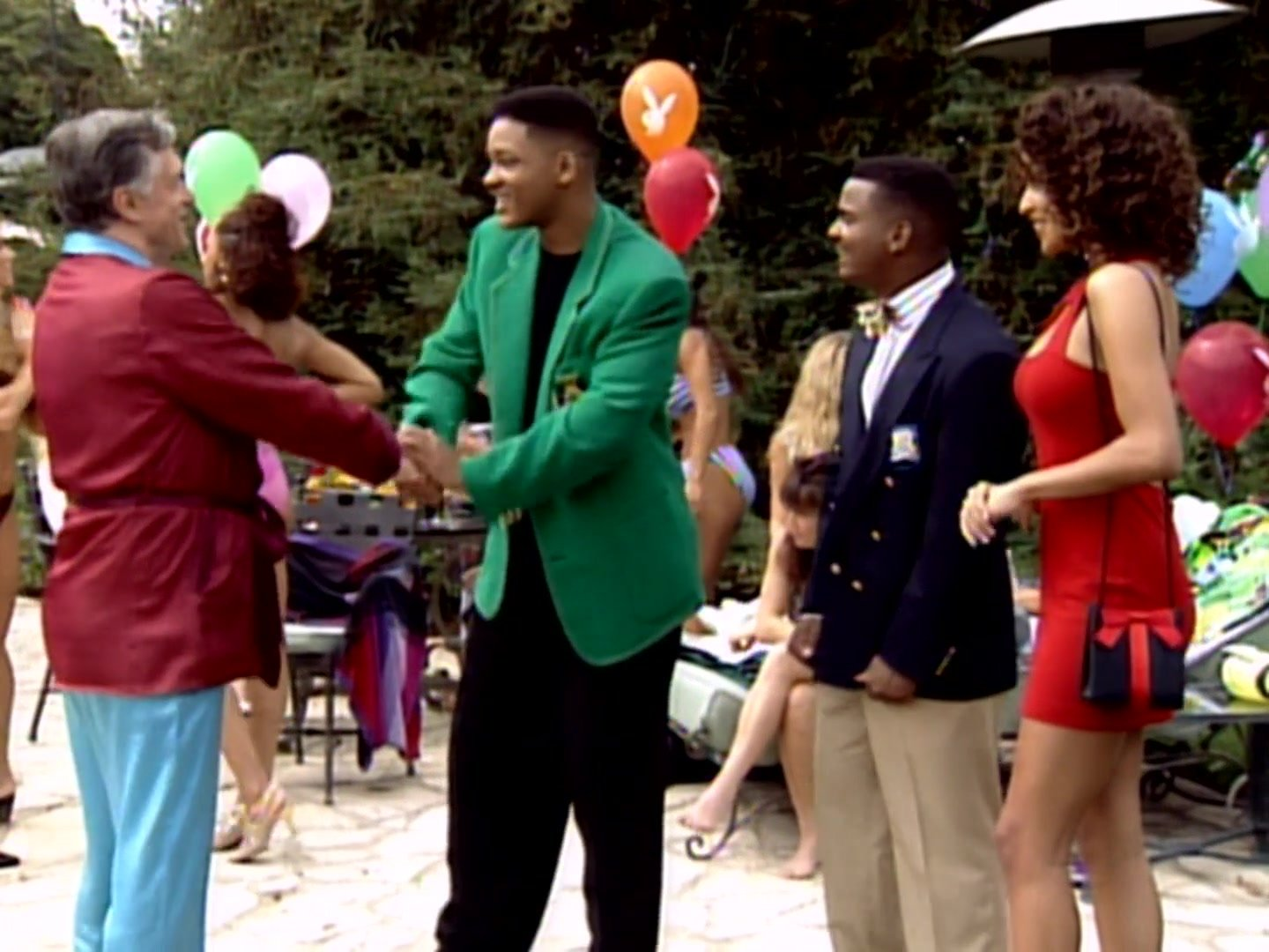 Playboy Mansion and Hugh Hefner in The Fresh Prince of Bel Air TV Show 3 20 Things You May Not Have Realised About The Fresh Prince Of Bel-Air