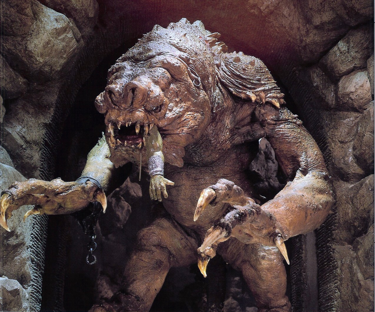 Rancor CHRON 20 Characters That Scared The Life Out Of Us As Children