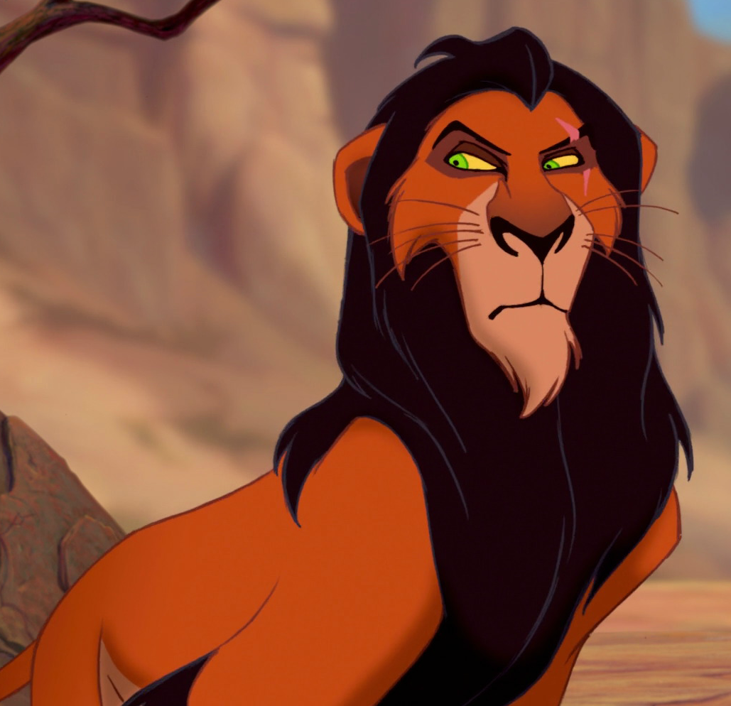 Scar HD 20 Characters That Scared The Life Out Of Us As Children