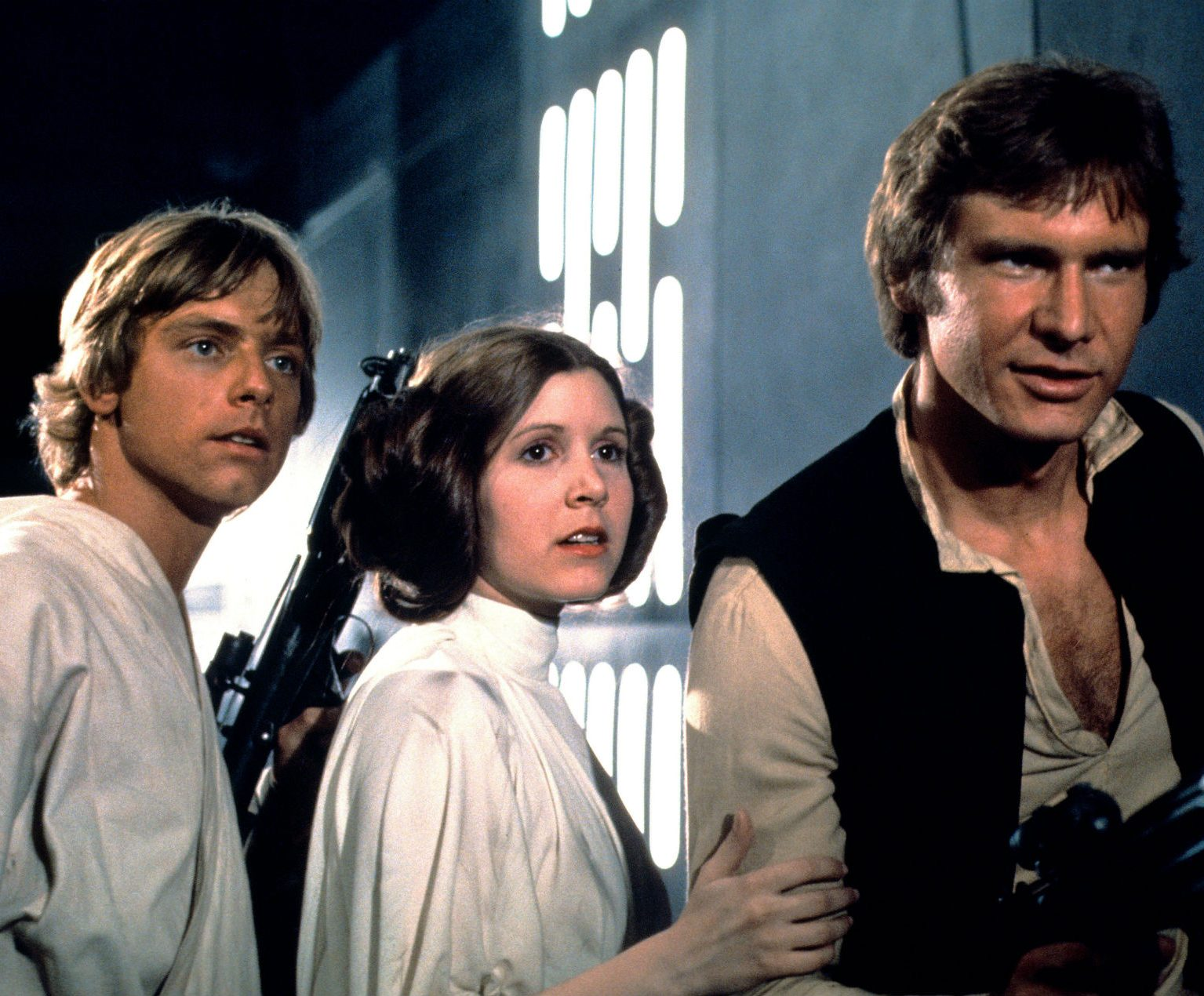 Star Wars Mark Hamill Harrison Ford e1601459763599 20 Little-Known Facts About The Legendary Mark Hamill